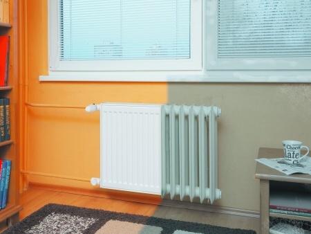 Výměna radiátorů v paneláku cena