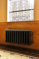 Výkon litinových radiátorů