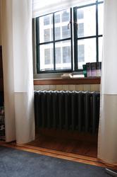 Nátěr litinových radiátorů