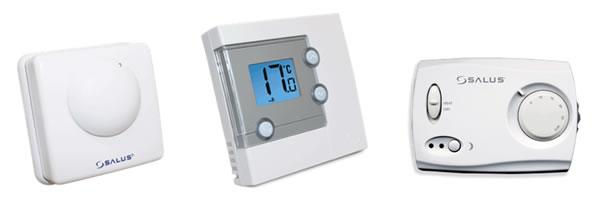 termostate inteligente Salus