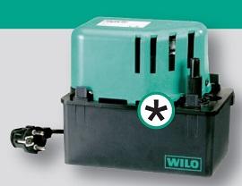 Čerpadlo kondenzátu wilo