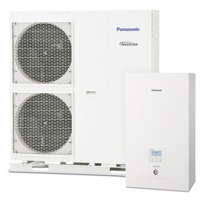 Panasonic Aquarea T-CAP SQ