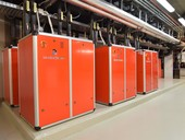 Heating pumps in Environmental Building of the Year after 10 years