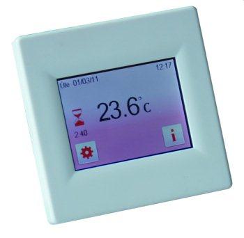Tft termostat