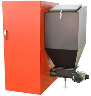 Automatické litinové kotle PANTHER 20 - 35kW kovarson