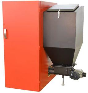 Automatický litinový kotel PATNTHER ve 4 emisní třídě
