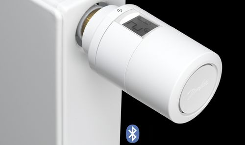 Termostatická hlavice Danfoss Eco™ - with Bluetooth technology<sup>®</sup>